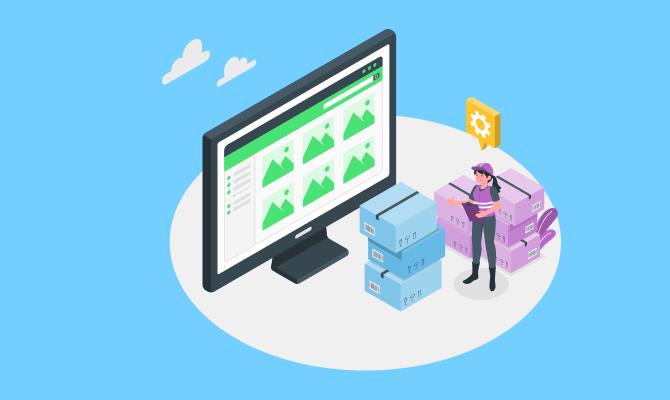 E Commerce Stock Management